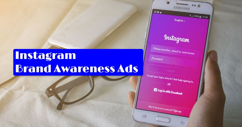 Instagram Brand Awareness Ads